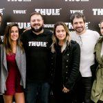 Marcos Pasquim, Carol Barcellos, Fabio Melo, Karol Knopf, Caco Ciocler e Juliana Sana