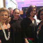 Marisa Coser, Mirna Bandeira de Mello, Regina Pinto e Leda Nagle