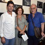 Maurício Pessoa, Mirian Jacobson e Didier Lamaison
