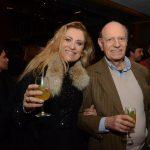 Monica Andrade e Michel Hartveld