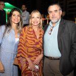 Nayla Ribeiro, Nina Kauffmann e Carlos Magnavita