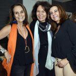 Patricia Secco, Roberta Damasceno e Rosa Tavares