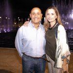 Paulo Vaz e Priscila Bentes