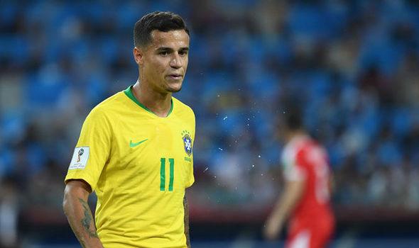 Philippe Coutinho: discrição e talento em campo nessa Copa do Mundo 2018