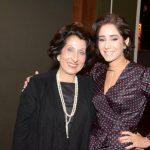 Rose Suaid e Antonia Leite Barbosa