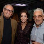 Sergio Bopp, Antonia Leite Barbosa e Paulo Grijo