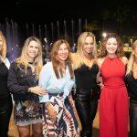 Tania Batista, Raquel Moreira, Alice Tamborindeguy, Carol Rajão, Shirley Maia e Zizi Baptista