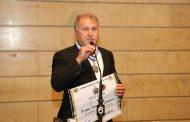 Zico recebe Prêmio Juscelino Kubitschek