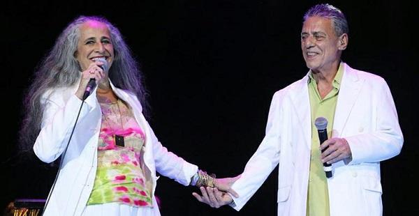 Maria Bethânia e Chico Buarque: os aniversariantes da semana merecem todo o meu carinho e admiração