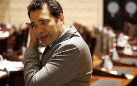Paulo Messina virou problema na família