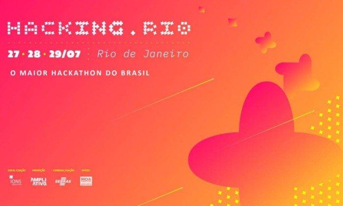 Maratona de hackers  busca soluções de alto impacto para problemas reais da sociedade e do mercado do Rio