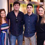 arla Napolião, Marcelo Orlean, Luciano Mendes e Meri Soares