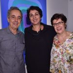 Ascânio, Suzana Queiroga e Ana Maria Monteiro