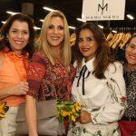 Carla Baroncini, Izabela francisco, Ana Patrão e Alina Donato