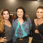 Cíntia Monerat, Rose Addario e Ana Paula