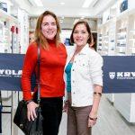 Claudia Rodrigues e Shirley Carvalho