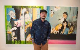 Galeria Simone Cadinelli promove encontro entre artistas e público