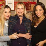Érica Palmer, Nina Kauffmann e Raquel Dias