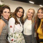 Esther Nigri, Ana Patrão, Salete Jardim e Marcia Romão