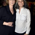 Eva Straus e Magda Botafogo