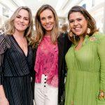 Fabiana Tchordach, Karina Nunes e Vivian Gross