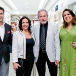 Fernando Cabrera, Carmen Manfredi, Manoel Seiferheld e Vivian Gross