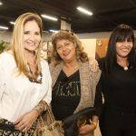 Gisela Markenson, Marize Damasceno e Adelma Fonseca