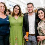 Gislene Paggioli, Vivian Gross Fernando, Cabrera e Mere Vilas Boas
