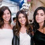 Juliana Ramos, Mariana Uhlmann Simas e Beatriz Dias