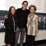 Lídia Kosovski, Rogério Emerson e Ruth Freihof