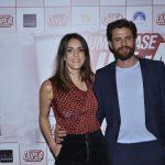 Luciana Paes e Alejandro Claveaux