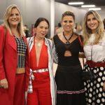 Maninha Barbosa, Tati Accioli, Ana Paula Barbosa e Dandynha Barbosa