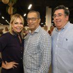 Nina Kauffmann, Liberato Junior e Amaro Leandro