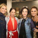 Nina Kauffmann, Tati Accioli, Vera Loyola e Ana Paula Barbosa