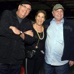 Tárik de Souza, Valéria Machado Colela e João Donato