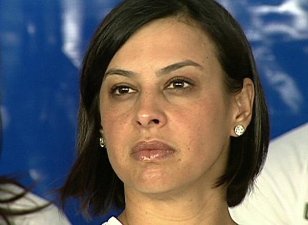 Adriana Ancelmo foi seguramente a mais arrogante e metida primeira dama que este Rio de Janeiro já teve ( foto O Globo)