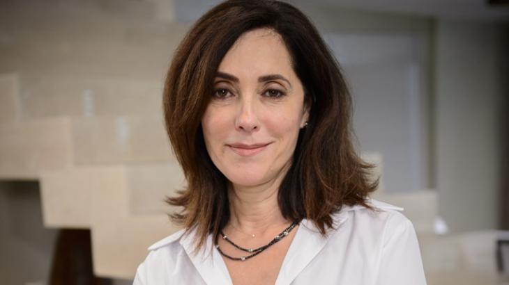 Christiane Torloni está empolgada com novo trabalho na TV