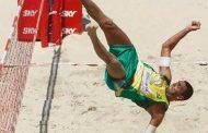 É o Brasil na areia