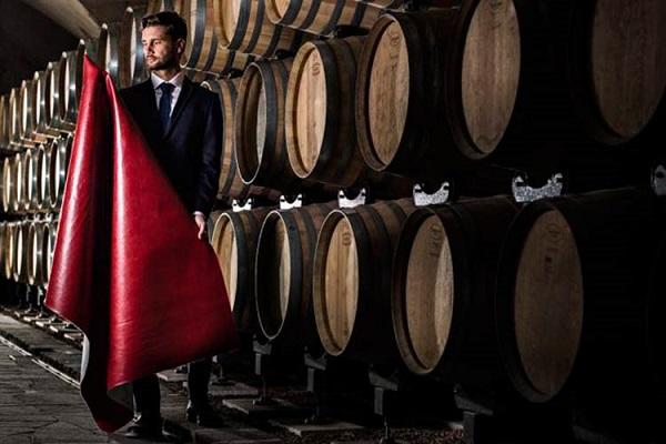 """Wineleather """"couro vegano"""""""