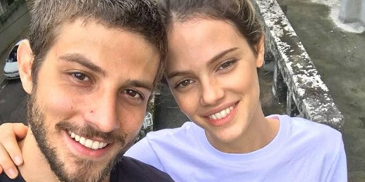 Laura Neiva e Chay Suede podem se reconciliar