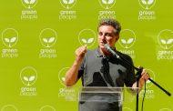 Luciano Huck  inaugura fábrica de sucos