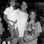 Paulo Betti e suas filhas Mariana e Juliana