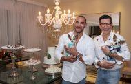 Ítalo Luz  reúne amigos para festejar aniversário