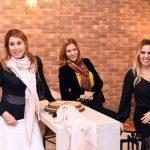 Ligia Schuback, Fernanda Marcolini e Sabrina Schuback