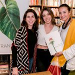 Adriana Romualdo, Paula Costa e Julia Birmarcker