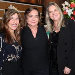 Alice Tomborindeguy, Claudia Simões e Maninha Barbosa