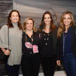 Ana Carolina Gayoso, Luciana Caravello, Ana Carolina Olinto e Marisa Gross