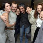 Bel Kutner, Matheus Nachtergaele, Letícia Colin, Michel Melamed, Bárbara Paz e Zezé Polessa.