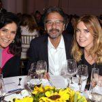 Bia Rique, Jorge Pontes e Lilibeth Monteiro de Carvalho