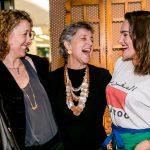 Camila Niskier, Denise Bergier e Tunica Bocayuva